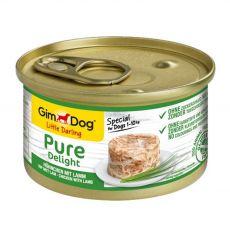 GimDog Pure Delight pui + miel 85 g