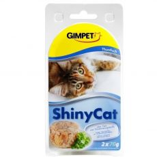 GimCat ShinyCat ton 2 x 70 g