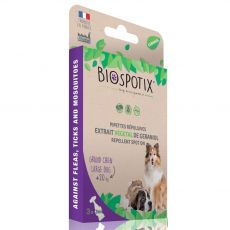 BIOGANCE Biospotix Dog spot-on L-XL cu efect repelent 3 x 3 ml (peste 20 kg)