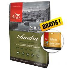 Orijen TUNDRA 6 kg + CADOU