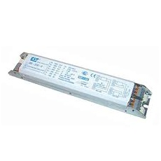 Balast electronic pentru tuburi fluorescente T8 2 x 58 W