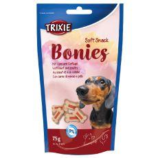 Soft Snack BONIES Light – oase moi - vită/curcan 75g