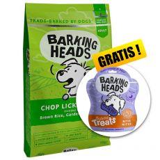 BARKING HEADS Chop Lickin' Lamb ADULT 12 kg + CADOU