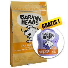 BARKING HEADS Fat Dog Slim LIGHT 12 kg + CADOU