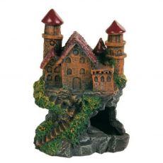 Decoraţiune- Castel pe piatră