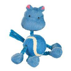 Jucărie din pluş pentru câine - animal cu şnur