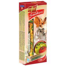 Baton de mere pentru rozător - Vitapol Smakers, 90 g