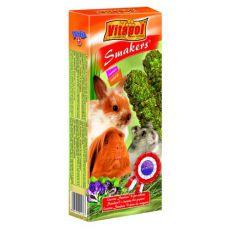 Vitapol Smakers baton de lucernă pentru rozător 110 g