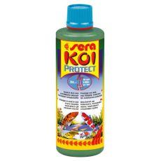 Sera KOI PROTECT 250ml - soluție pentru protecția peștilor