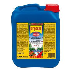 Sera pond crystal 5000ml - indeparteaza impuritatile din apa