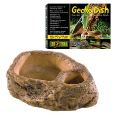 Exo Terra GECKO DISH - Vas pentru şopârle gecko