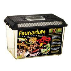 Faunarium - cutie portabilă din plastic 300 x 195 x 205 mm