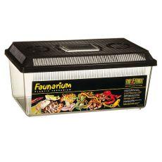 Faunarium - cutie portabilă din plastic 360 x 210 x 160 mm