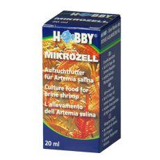 Mikrozell 20 ml – hrană pentru artemii
