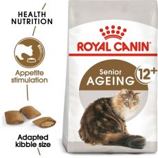 Royal Canin AGEING +12 - hrană pentru pisici în vârstă 2 kg