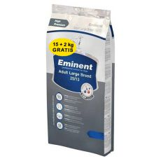 EMINENT Adult Large Breed - 15kg + 2 kg GRATUIT
