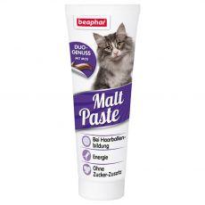 Malt paste 100 g - pastă de malț pentru pisici