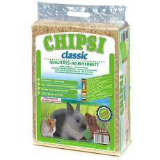 CHIPSI Classic - Aşternut talaş pentru rozătoare 60 L