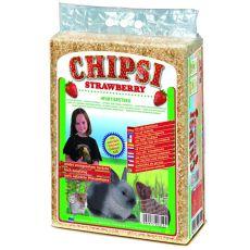 CHIPSI STRAWBERRY - aşternut cu aromă de căpşune 60 L