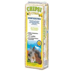 CHIPSI CITRUS - Aşternut rozătoare 15 L