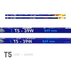 Tub fluorescent AQUANOVA 849 mm / 39 W T5 - Coral BlueBlue