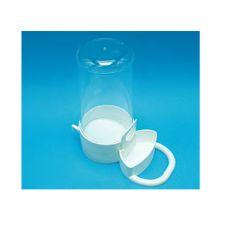 Recipient de apă cu stinghie pentru păsări 400 ml