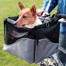 Box pentru transportarea câinilor, atașabil pe bicicletă 41 x 26 x 26 cm