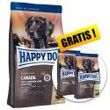 Happy Dog Supreme Canada 12,5kg + 2 x 1kg GRATUIT