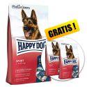 Happy Dog Supreme Fit & Vital Sport Adult 14 kg + 2 x 1kg GRATUIT