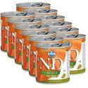 Farmina N&D dog Duck & Pumpkin can 12 x 285 g