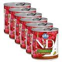 Farmina N&D dog QUINOA venison & coconut 6 x 285 g