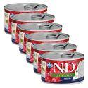 Farmina N&D dog Quinoa Digestion can 6 x 140 g
