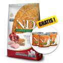 Farmina N&D dog LG SENIOR MEDIUM & MAXI Chicken & Pomegranate 12 kg+ CADOU
