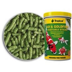 Sticks vegetal TROPICAL Koi goldfish  21L