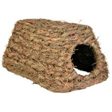 Căsuţă pentru rozător din iarbă - 28 x 18 x 13 cm