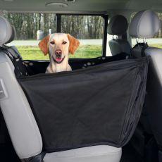 Husă pliabilă pentru scaunul auto, pentru câini – 0,65 x 1,45 m