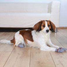 Şosete pentru câini - anti-alunecare 2 buc, XS - S