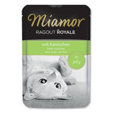 MIAMOR Ragout Royal 100 g - Iepure