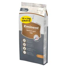 EMINENT Senior Light 15 + 2 kg GRATUIT
