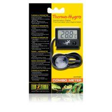 ExoTerra Combo - termometru şi higroscop digital