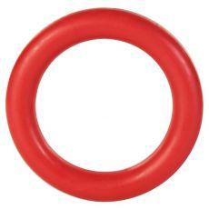 Inel pentru câini din cauciuc dur - 15 cm