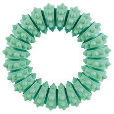 Jucărie pentru câini- inel mentolat pentru câini, 12 cm
