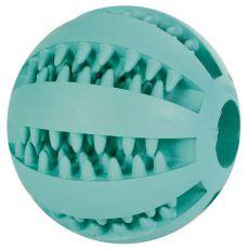Jucărie pentru câine - minge mentolată pentru câini, 7 cm