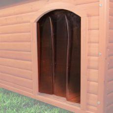 Uși din plastic pentru canisă - 38x55cm