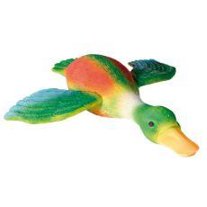 Jucărie pentru câine - răţuşcă colorată, 30cm