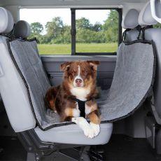 Husă pentru scaunele din spate ale autoturismului - 1,45x1,60 m