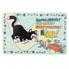 Suport castron pentru pisici - 44x28 cm