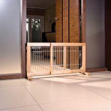 Barieră pentru câini , glisantă 63-108x50x31cm