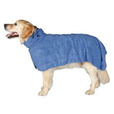 Halat pentru câine - albastru, 60cm