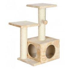 Ansamblu sisal pentru pisici VALENCIA  - 71 cm, bej